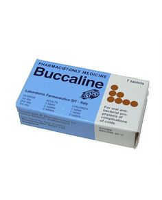 Buccaline Berna Oral Vaccine 7 tablets   Immune Support and Preventative…