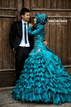 Islam Marriage, Princess Bridal, Hijab Bride, Arabian Nights, Wedding Night, Romantic Couples, Beautiful Couple, Love And Marriage, Bride Groom