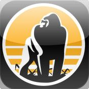 iGorilla app which supports plight of Africa's endangered mountain gorilla. School Library Lessons, One And Only Ivan, Mountain Gorilla, Read Aloud, Itunes, The One, Connection, App, Reading