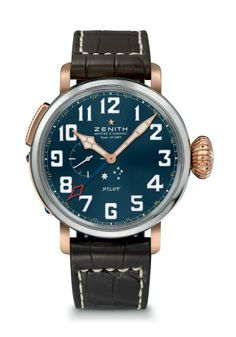 Zenith - Pilot Type 20 Tribute to Charles Kingsford Smith