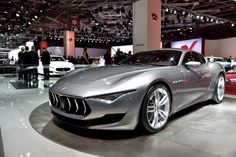 Named after one of the founders of Maserati, the Alfieri was introduced to Geneva Motor Show crowds by CEO Harald…