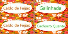 Mimos de mãe!: Mimos para Festa Junina!