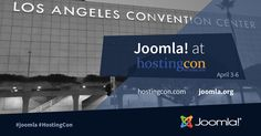 Going to #HostingCon in #LosAngeles ? Meet @RobertJacobi & @jayjoomler and learn more about #Joomla #conference #web #hosting
