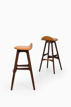 Erik Buch bar stools model OD-61 at Studio Schalling