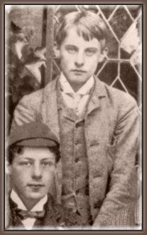 Lord Alfred Douglas.