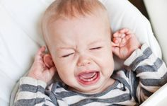 How to handle a baby with a snotty nose.