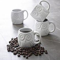 Owl Espresso Mug | west elm by lourdes