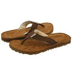 Luxury flip flops...