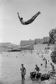 Yougoslavie, 1953 © Marc Riboud