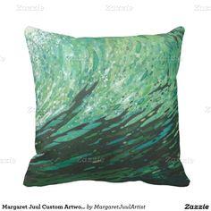 Margaret Juul Custom Artwork Decor Pillow