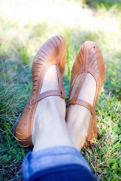 Birdwood Sandal by Wootten by birds & trees, via Flickr