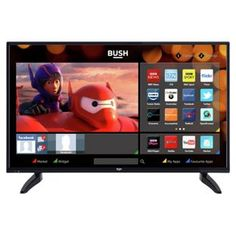 Buy Bush 43 inch Full HD 1080P LED SMART TV at Argos.co.uk, visit Argos.co.uk to shop online for Limited stock Technology, Televisions and accessories, Televisions