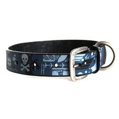 Spy Collar - Blue