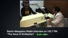 Ramin Mesgarlou Radio Interview on FM n St. The Voice, Interview, Marketing, Music, Youtube, Musica, Musik, Muziek, Music Activities