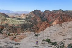 St. George is more than just Zion National Park. It's rife in state parks and outdoor recreation areas that you MUST see. Put these four on your list.