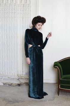 Tia Cibani Fall 2015 Ready-to-Wear Fashion Show