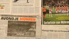 'Avondje Mühren' - Ajax.nl