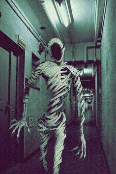 ajin the black ghost Ajin Anime, Manga Anime, Anime Art, Creepy Art, Scary, Demi Human, Drawn Art, Arte Obscura, Horror Art