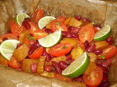 Sült édeskrumpli saláta: fogyókúrás köret, diétás egytálétel karcsúsodni vágyóknak! Laktató téli saláta fogyni vágyóknak, paleo diétázóknak! >>>