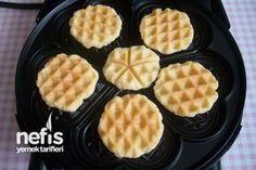 Waffle Kurabiye 3