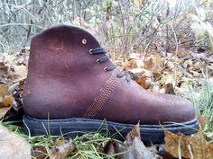 Festovní pohorky. Hovězí krupon 5,5,- 6 mm (14 - 15 oz leather). Bushcraft, Hiking Boots, Leather, Shoes, Fashion, Boots, Zapatos, Men, Moda