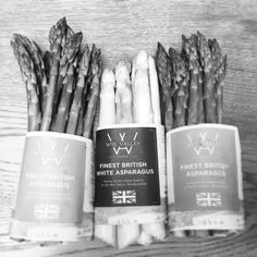 Local Herefordshire Asparagus