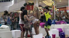 Dani Vieira lembra Mulher Pupunha e nu na TV: 'Faz parte' - notícias em Bastidores