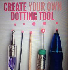 at home nail tools