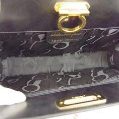 Salvatore Ferragamo Chain Shoulder купить в Америке, лот 233728307019 Salvatore Ferragamo, Suitcase, Presents, Handbags, Accessories, Shoes, Women, Fashion, Gifts