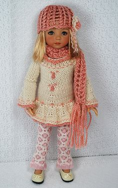 sweet4  Little Darling doll - Dianna Effner