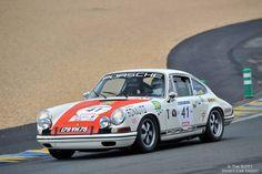 Le Mans Classic 2014 - 1966 to 1971 Photos, Results, Report Porsche 911, Porsche Motorsport, Porsche Models, Auto Service, Porsche Design, Car Humor, My Passion, Le Mans, Bicycles