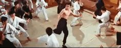 He beat up an entire martial arts school AND their master. | 28 Reasons Why Bruce Lee Was Better Than Your Favorite Superhero