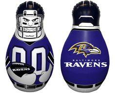 Baltimore Ravens Tackle Buddy Punching Bag Z157-2324595731