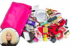 Nicki Minaj: What's in My Bag? - Us Weekly