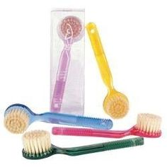 Kingsley Complexion Brush by Kingsley. $3.50. Please read all label information on delivery.. Country of origin: USA. Kingsley offers a wide variety of stylish personal care accessories along with fun, colorful kid's bath toys.