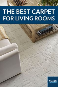 When choosing the right carpet for your family or living room, there are several factors to consider, including durability, ease of cleaning, and style. We've put together this guide to help you determine the best carpet option for your living room.