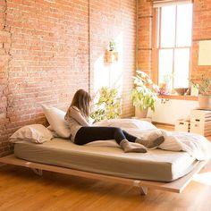 Floyd Bed Frame #Bed, #Design, #Frame