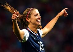 Alex Morgan!!!