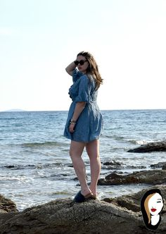 Fashion Confessions : Murter Island Again? + the story behind my fluffy slippers