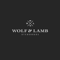 Wolf & Lamb by Yossi Belkin Logo Branding, Branding Design, Logo Design, Marca Personal, Personal Branding, Lc Logo, Grill Logo, Law Firm Logo, Examples Of Logos