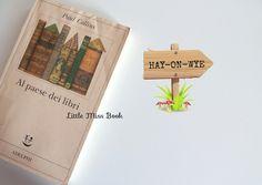 #Bibliofilia - Al paese dei libri di Paul Collins - Little Miss Book @adelphiedizioni