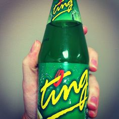 Ting! A taste of Jamaica!
