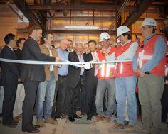 Presidenta Cristina Fernández puso en macha proyecto de litio sales de Jujuy
