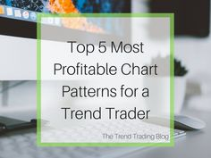 Knowing the most profitable chart patterns is essential to complete technical analysis as a trend trader. Chart patterns can be categorised as reversal or continuation and should be used to support your analysis in finding the most profitable stocks & Forex pairs to trade.