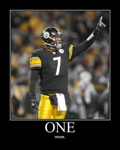 Number one... - steelers