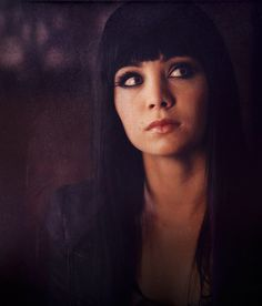 Lost Girl - Kenzi - I just love her character, both the sadness and the happiness. She's just a breath of fresh air. - Harriet