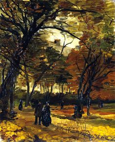Vincent van Gogh Autumn