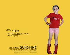 Little Miss Sunshine - Wallpaper with Abigail Breslin Sunshine Wallpaper, Greg Kinnear, Abigail Breslin, The Royal Tenenbaums, Cross Country Trip, Little Miss Sunshine, Steve Carell, Beautiful Stories, Movies