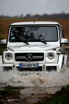 Mercedes G63 AMG: