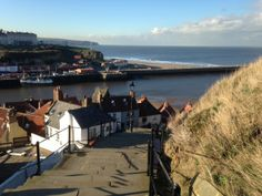 Top of the 199 Steps, Whitby